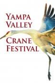 Yampa Valley Crane Festival Logo