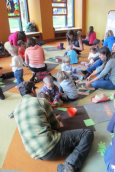 Family Crafters Mondays