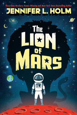 The Lion of Mars