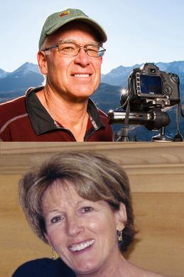 John Fielder and Jeri Norgren