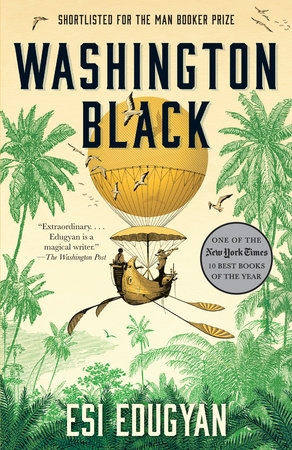 Washington Black Book Jacket