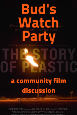 Story of Plastic Watch Party