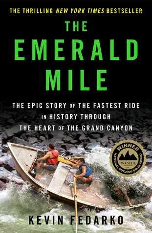 Emerald Mile Book Jacket