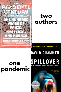Pandemic Author Talk