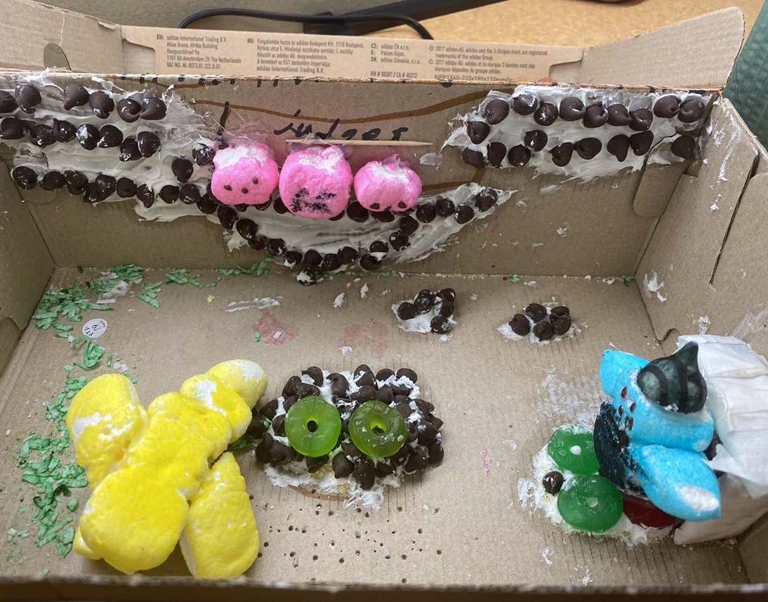 Harry Peeper and the Goblet of Peeps by Caleb Walker - Entry 25