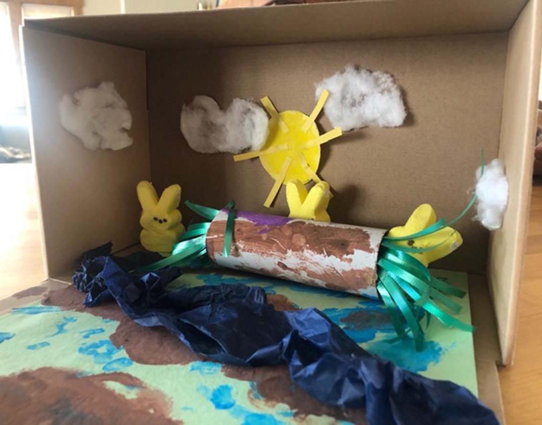 Entry 11 - The Runaway Bunny by Nico Gollakota