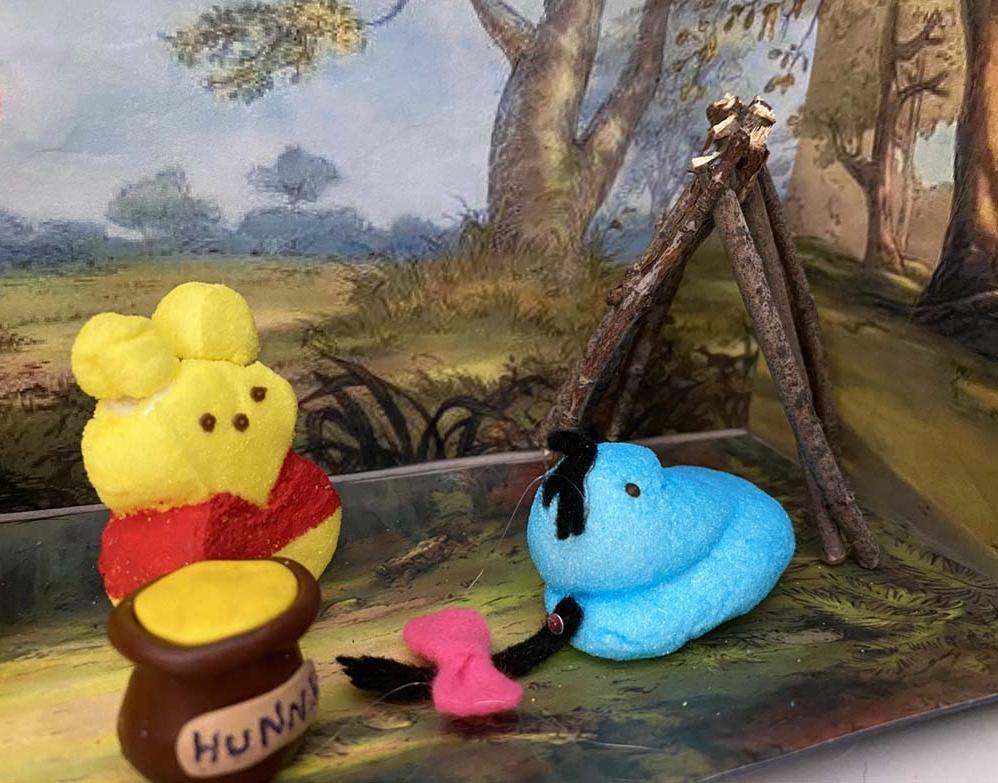 Winnie the Peep by Jamie Collins - Entry 45