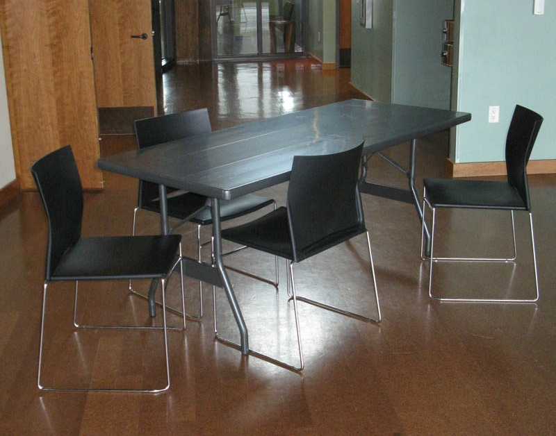 Library Hall Chairs & Tables