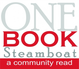 One Book Steamboat 2018 Logo