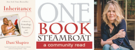 2020 One Book Steamboat
