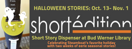 Short Edition Spooky Stories