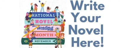 Write Your Novel Here!
