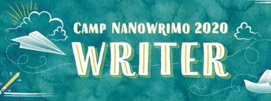 Camp NaNoWriMo 2020