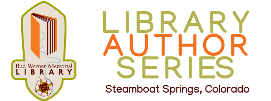 Library Author Series Banner