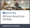 InfoBase African-American History Logo