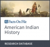 InfoBase American Indian History Logo