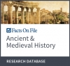 InfoBase Ancient and Medieval History Logo