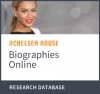 InfoBase Chelsea House Biographies Online Logo