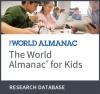 InfoBase The World Almanac for Kids Logo