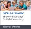 InfoBase The World Almanac for Kids Elementary Logo