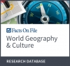 InfoBase World Geography and Culture Online Logo