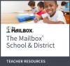 InfoBase The Mailbox School & District Edition Logo