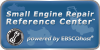 Small Engine Repair Logo
